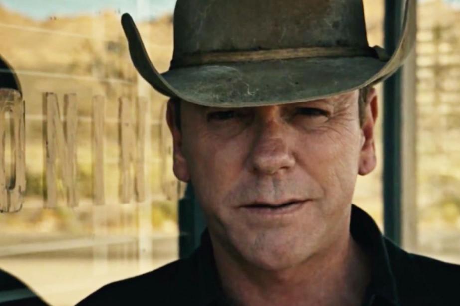 Kiefer Sutherland... (PHOTO TIRÉE D'UNE VIDÉO YOUTUBE)