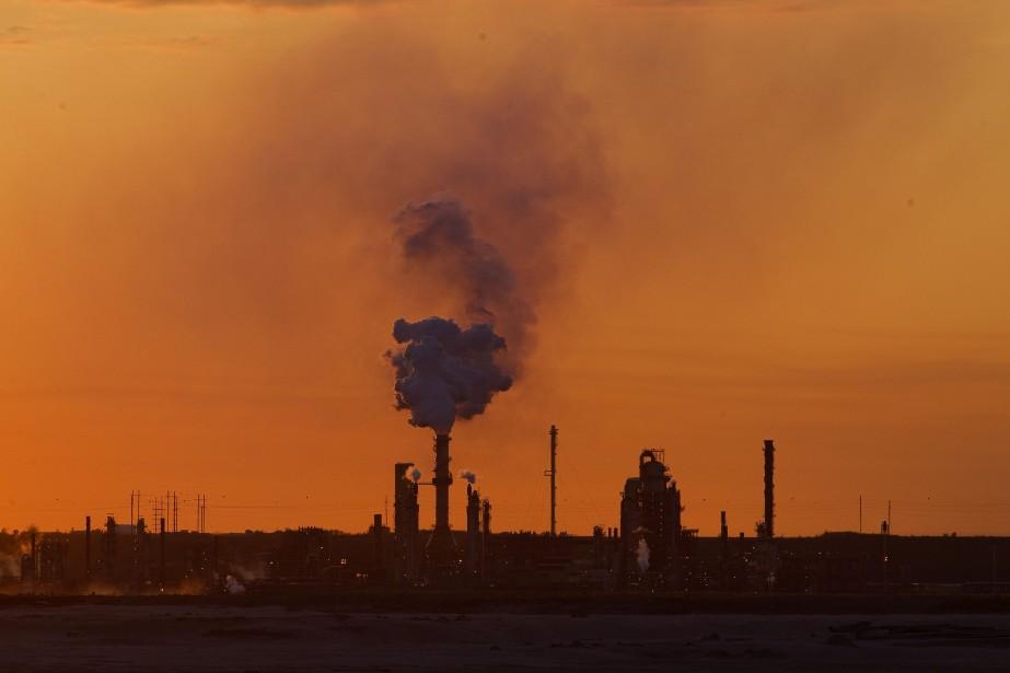Les provinces productrices de pétrole ont été particulièrement... (PHOTO BEN NELMS, ARCHIVES BLOOMBERG)