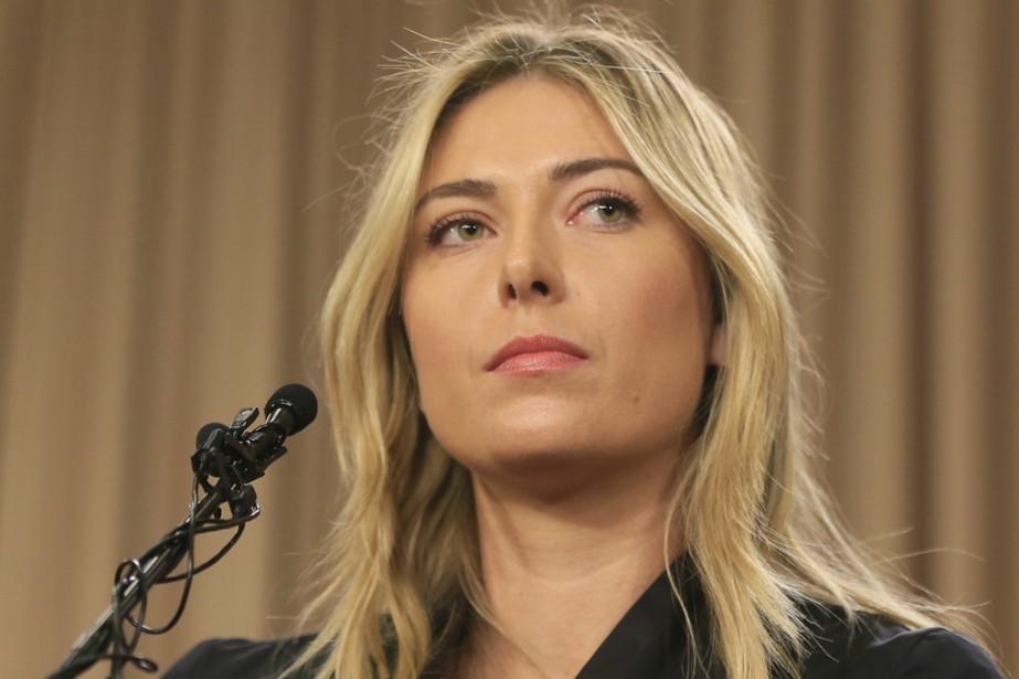 La suspension provisoire de Maria Sharapova ne sera... (Archives, Associated Press)