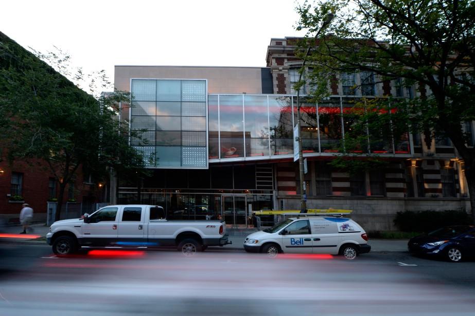 La Cinémathèque québécoise... (PHOTO BERNARD BRAULT, archives LA PRESSE)