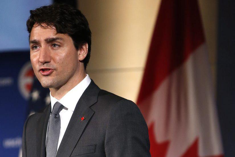 Justin Trudeau... (PHOTO GARY CAMERON, REUTERS)