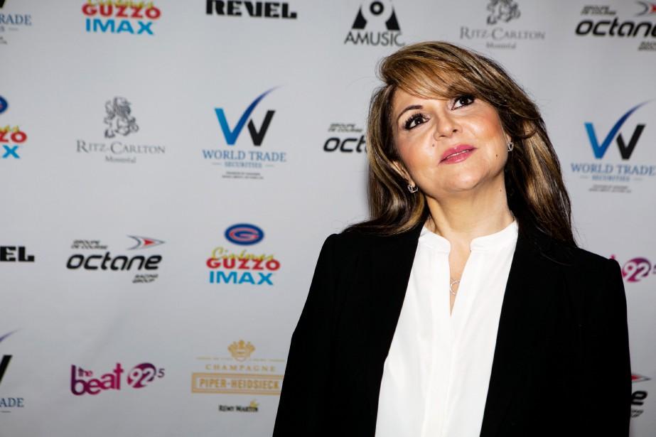 Sonia Benezra affirme n'avoir reçu que 25 000$US,... (PHOTO OLIVIER JEAN, ARCHIVES LA PRESSE)