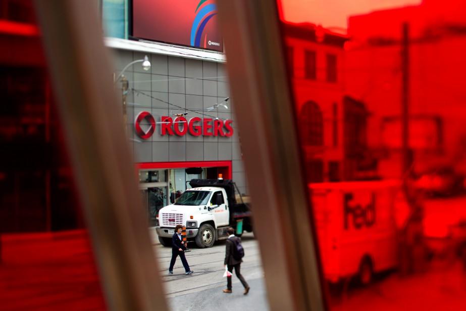 Le bénéfice ajusté de Rogers s'est chiffré à... (PHOTO BRENT LEWIN, ARCHIVES BLOOMBERG)