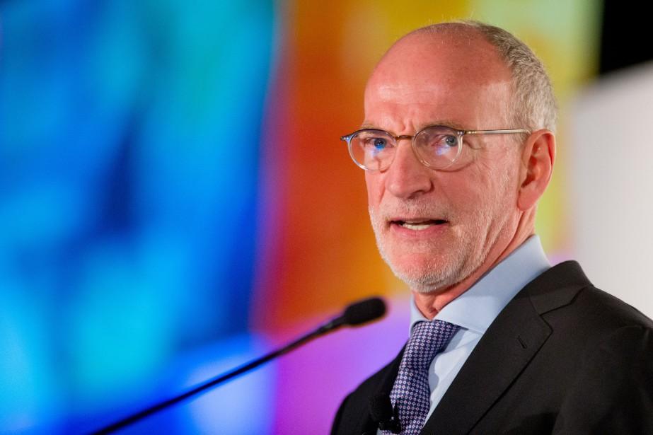 Hubert T. Lacroix est président-directeur général de CBC/Radio-Canada.... (Photo Alain Roberge, Archives Radio-Canada)