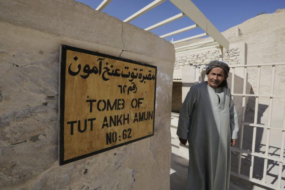 Selon la thèse de l'égyptologue britannique Nicholas Reeves,... (PHOTO AMR NABIL, archives Associated Press)