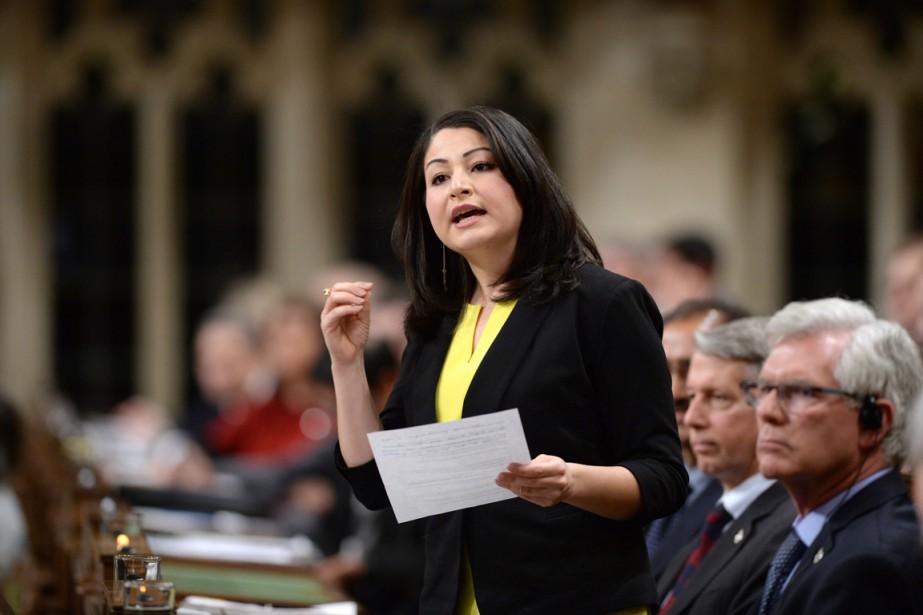 Dans une déclaration remise à La Presse Canadienne,... (PHOTO SEAN KILPATRICK, ARCHIVES PC)
