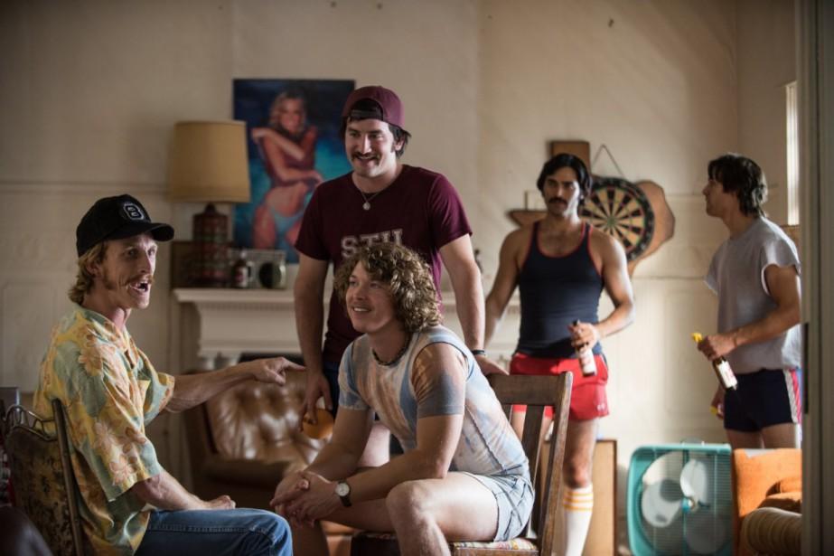 Le filmEverybody Wants Some!!,de Richard Linklater, est un... (PHOTO FOURNIE PAR PARAMOUNT PICTURES)