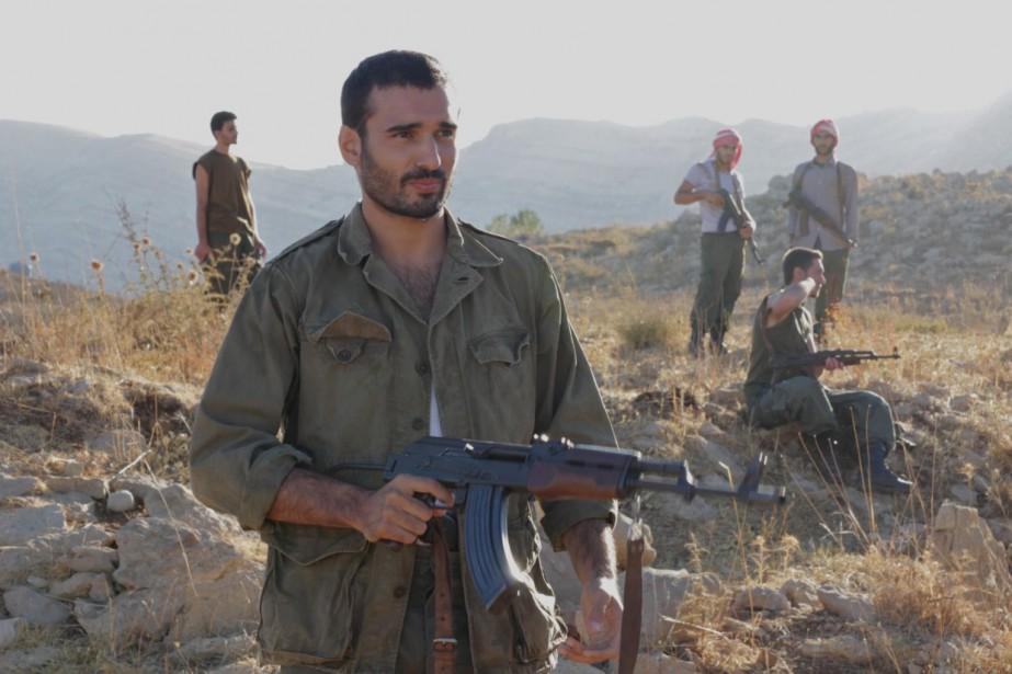 Syrus Shahidi dans Une histoire de fou.... (PHOTO FOURNIE PAR AGAT FILMS)