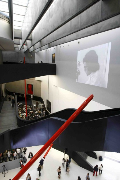 Le MAXXI Museum de Rome (AP, Pier Paolo Cito)