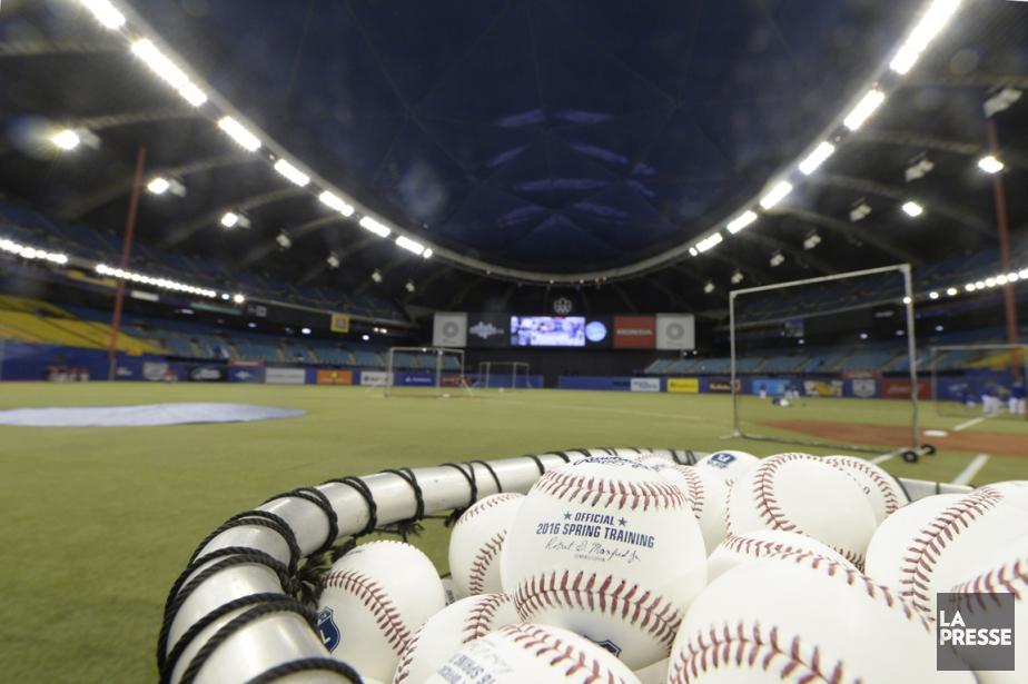 Le Baseball majeur a adopté... (Photo Bernard Brault, archives La Presse)
