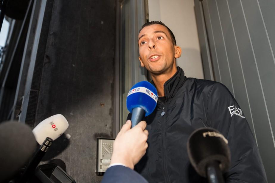 Mohamed Abdeslam, le frère de Brahim, mort lors... (Photo Leila Khemissi, archives AP)