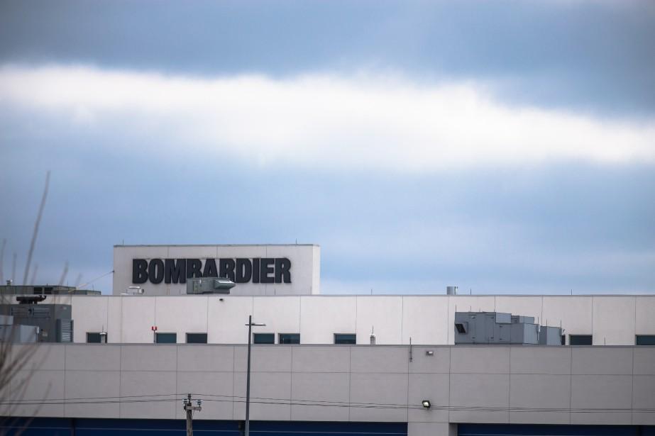 La haute direction de Bombardier a reçu 23millions... (PHOTO OLIVIER PONTBRIAND, archives LA PRESSE)