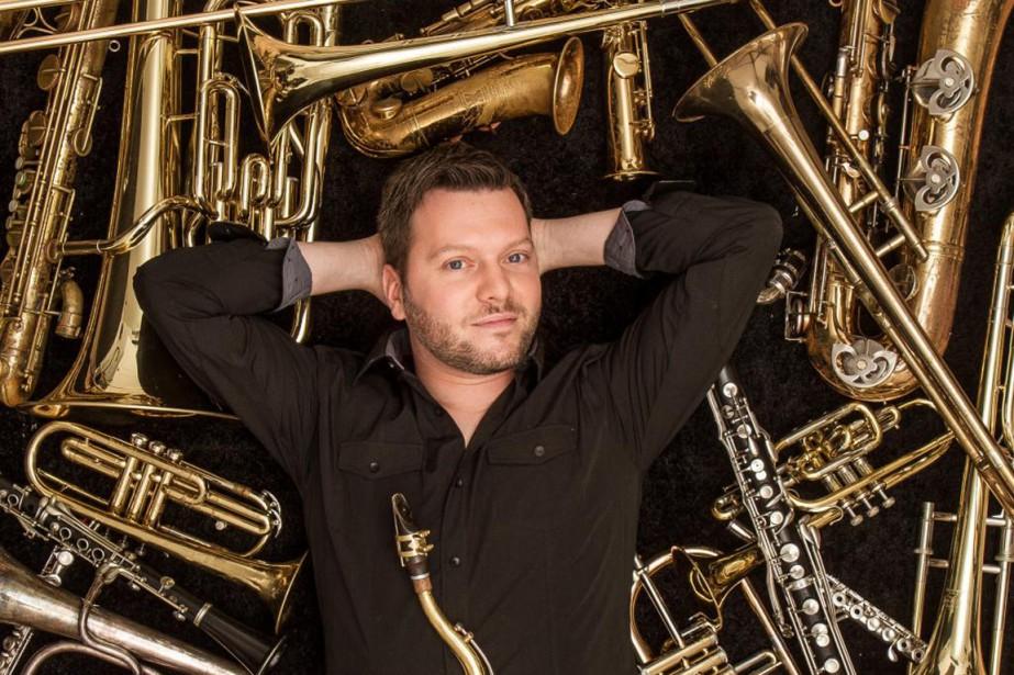 Le saxophoniste, compositeur et arrangeur Philippe Côté... (PHOTO FOURNIE PAR L'ARTISTE)