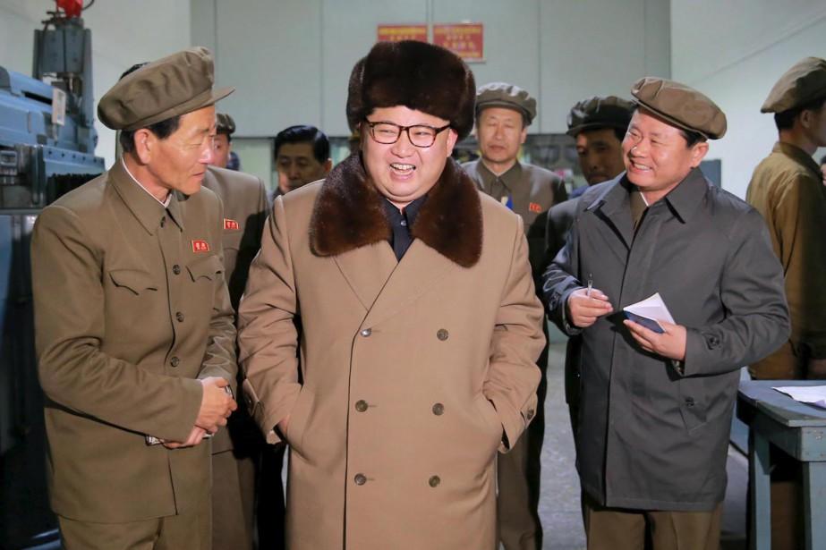 La Corée du Nord a également revendiqué une... (Photo Reuters)