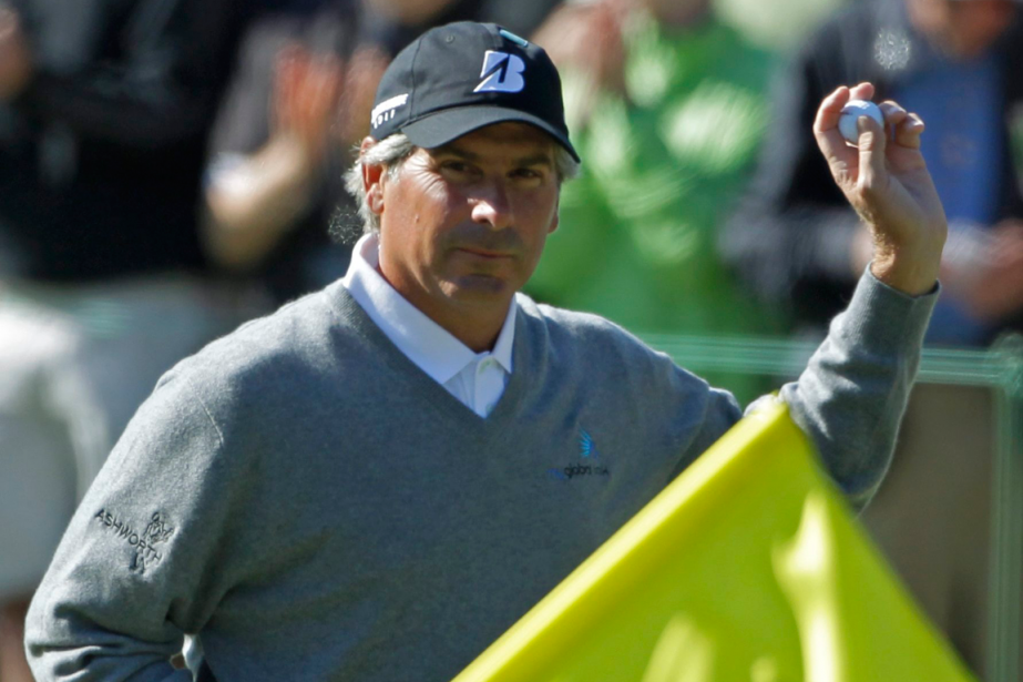 Fred Couples... (Photo Morry Gash, archives AP)