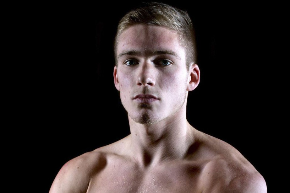 Le boxeur Nick Blackwell en novembre 2012.... (PHOTO ARCHIVES AP)