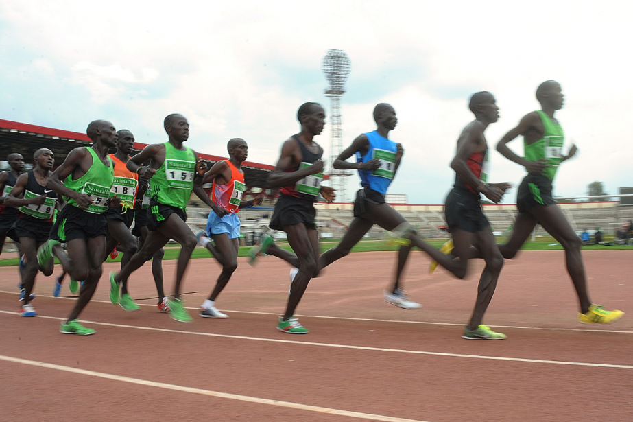 L'Agence mondiale antidopage (AMA) avait donné au Kenya... (Photo Simon Maina, archives AFP)
