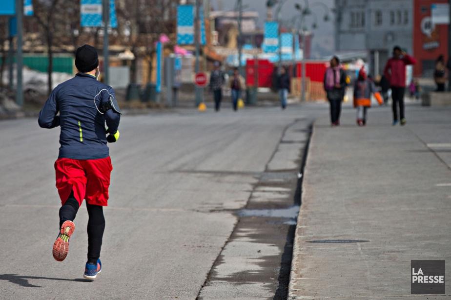 Pratiquer une activité physique juste avant les repas... (PHOTO PATRICK SANFAÇON, ARCHIVES LA PRESSE)