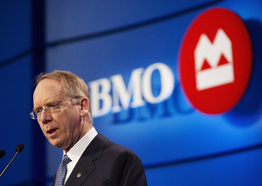 Mercredi, la performance financière des grandes banques canadiennes... (PHOTO MICHELLE SIU, LA PRESSE CANADIENNE)