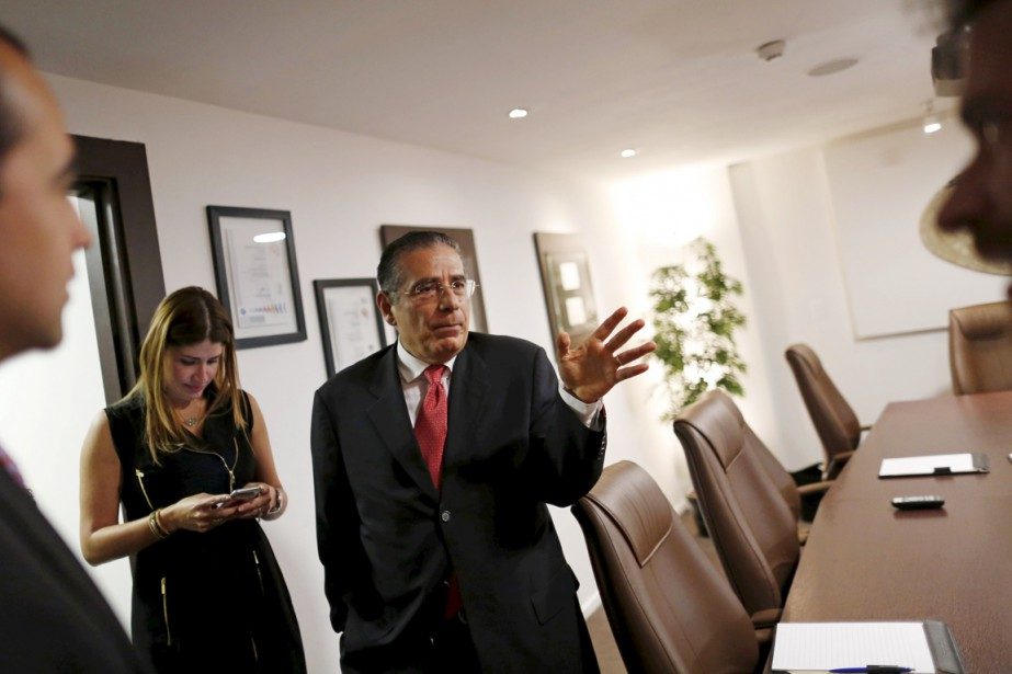Ramon Fonseca, cofondateur du cabinet d'avocats Mossack Fonseca,... (PHOTO CARLOS JASSO, REUTERS)