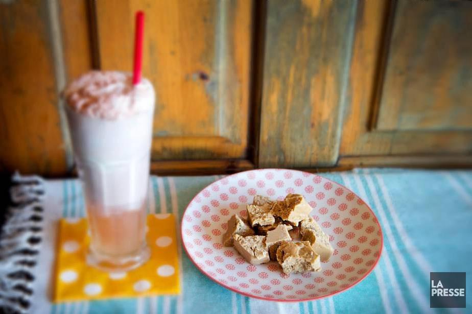 Sucre à la crème à la racinette... (PHOTO ALAIN ROBERGE, LA PRESSE)