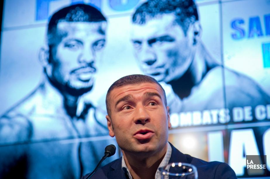 Lucian Buteest heureux d'obtenir une seconde chance pour... (Photo David Boily, La Presse)