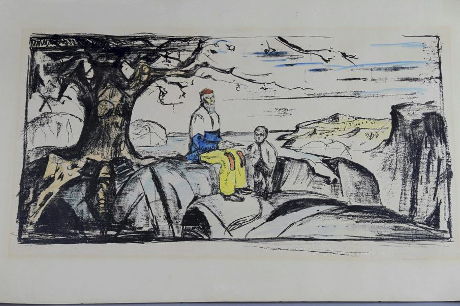 Historien d'Edvard Munch.... (PHOTO REUTERS)