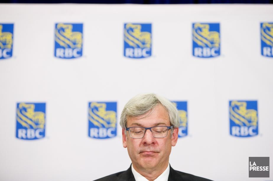 David McKay,chef de la direction de la Banque... (PHOTO ALAIN ROBERGE, LA PRESSE)