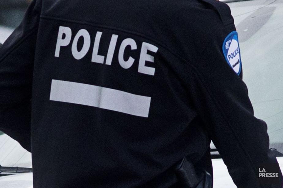 Plusieurs policiers québécois... (PHOTO PATRICK SANFAÇON, ARCHIVES LA PRESSE)
