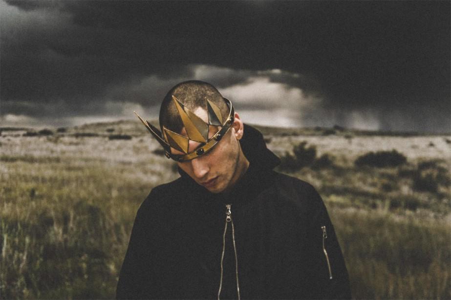 Rymz, un rappeur qui fera parler de lui,... (PHOTO MARC DESROSIERS, FOURNIE PAR SPECTRA)
