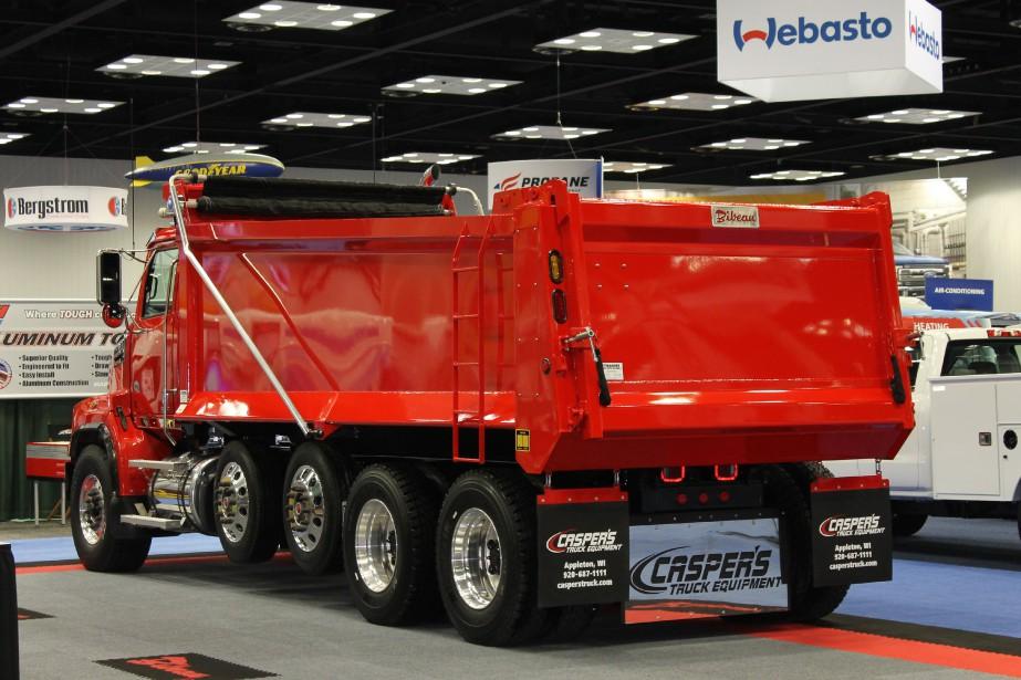 Groupe Bibeau produit quelque 2000 bennes annuellement et... (Photo fournie par Groupe Bibeau)