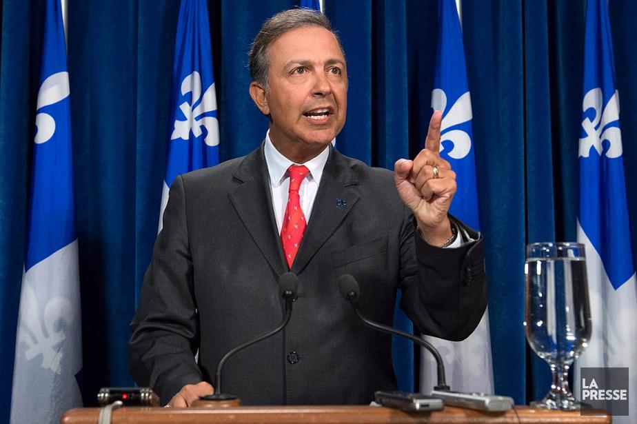 Sam Hamad a annoncé qu'il renonçait à ses... (Photo Jacques Boissinot, PC)