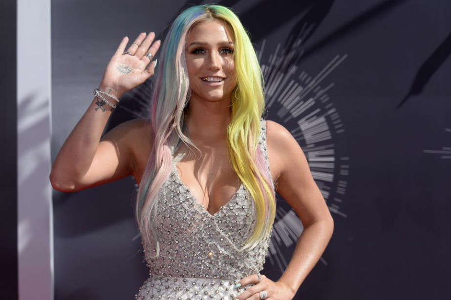 Kesha... (PHOTO ARCHIVES REUTERS)