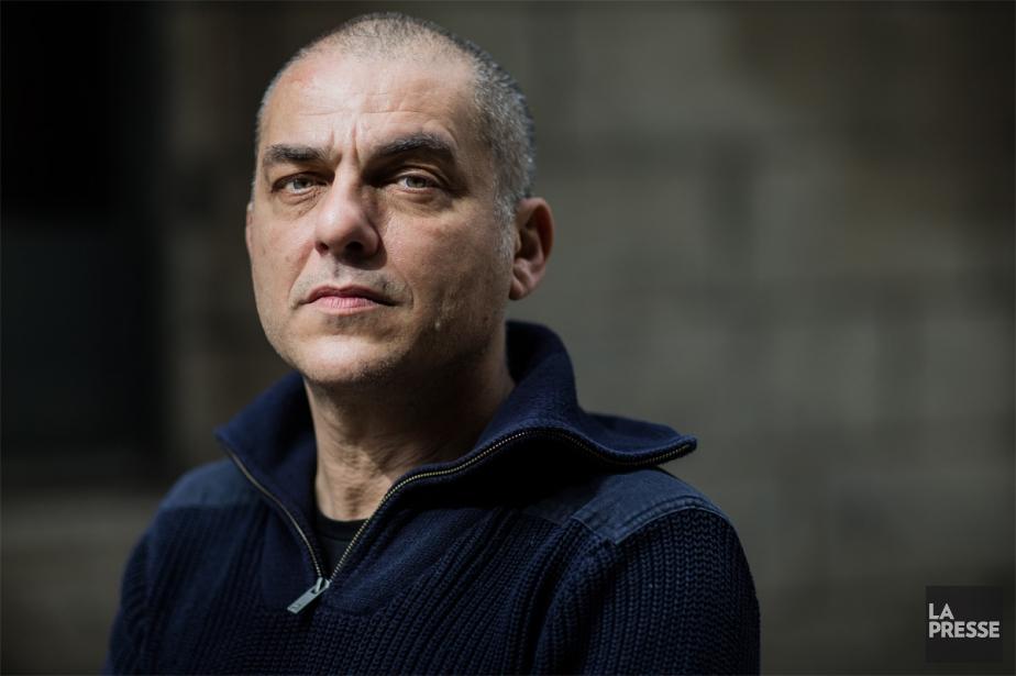 Nicolas Boukhrief, réalisateur du film Made in France.... (PHOTO ÉDOUARD PLANTE-FRÉCHETTE, LA PRESSE)