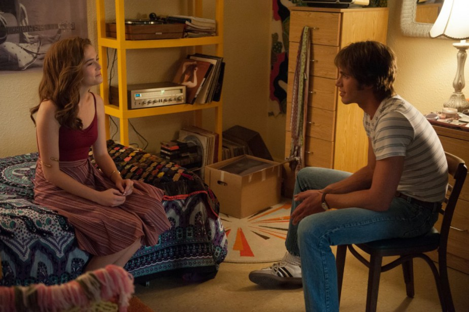 Zoey Deutch et Blake Jenner dans Everybody Wants Some!!... (PHOTO FOURNIE PAR PARAMOUNT PICTURES)