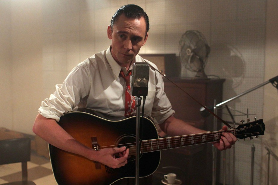 Tom Hiddleston incarne Hank Williams dans I Saw... (PHOTO FOUNRIE PAR SONY PICTURES CLASSICS)