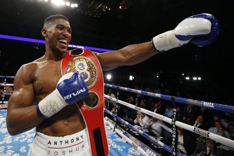 Passé professionnel en 2013, le boxeur britannique a... (PHOTO ANDREW COULDRIDGE, REUTERS)