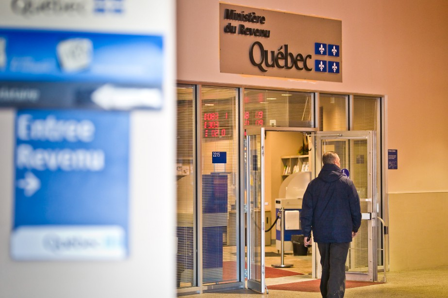 Au total, Revenu Québec a réclamé par erreur... (Photo André Pichette, Archives La Presse)