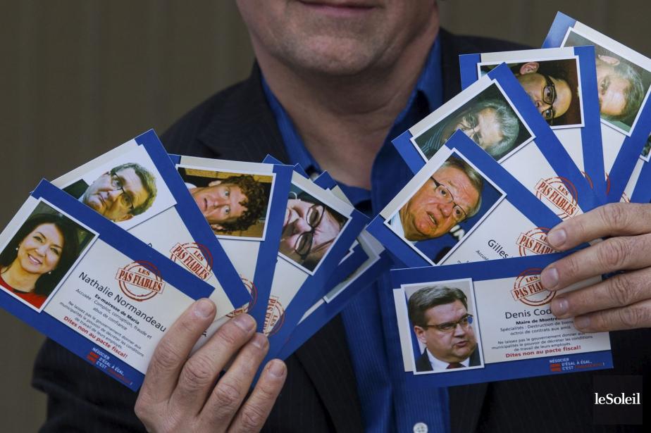 Des milliers de cartes «de collection» seront mises... (Photo Caroline Grégoire, Le Soleil)