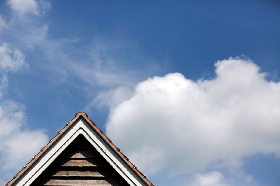 Le marché de la maison d'un demi-million semble... (PHOTO CHRIS RATCLIFFE, ARCHIVES BLOOMBERG)