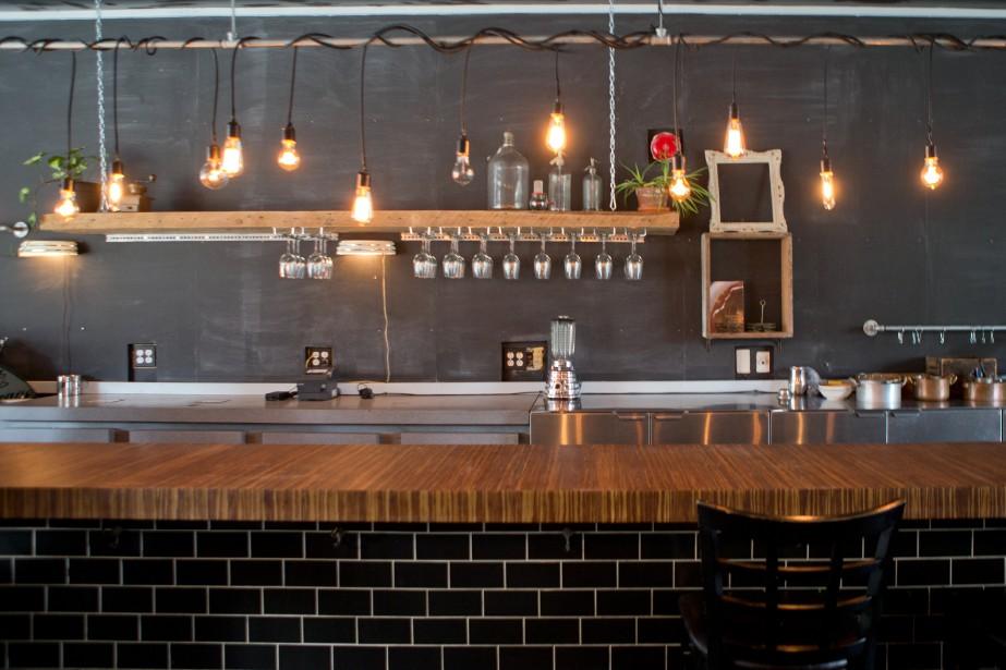 Le restaurant Ma'tine fermera ses portes à la... (PHOTO OLIVIER JEAN, ARCHIVES LA PRESSE)