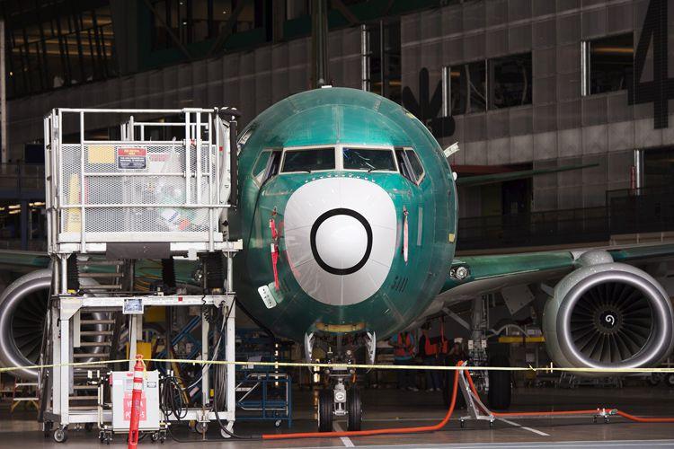 Boeing a discuté de ventes d'avions neufs à l'Iran lors d'une... (PHOTO REUTERS)