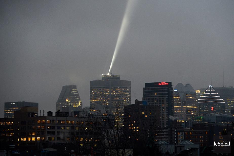 À Montréal seulement, 97épisodes où des ovnis auraient... (Archives Le Soleil)