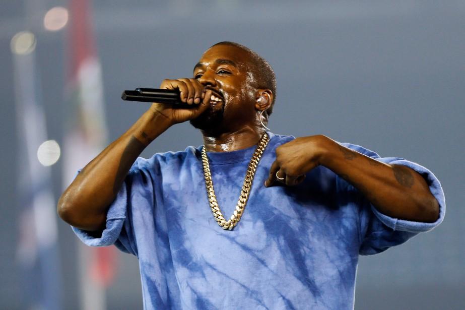 La chanson Famous de Kanye West se trouve... (PHOTO ARCHIVES AP)