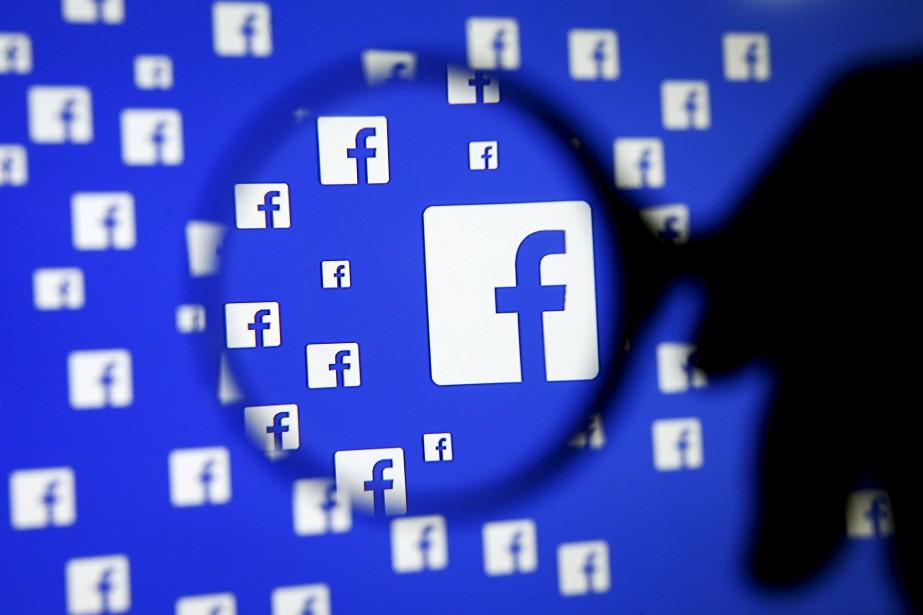 Facebook a fait état mercredi de... (PHOTO DADO RUVIC, ARCHIVES REUTERS)
