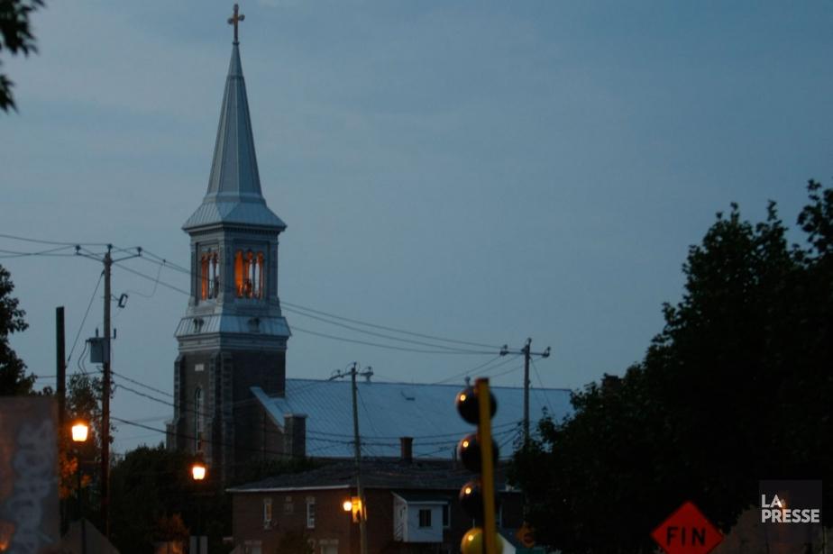 La ville de Saint-Constant, qui a connu un... (PHOTO MARTIN CHAMBERLAND, ARCHIVES LA PRESSE)