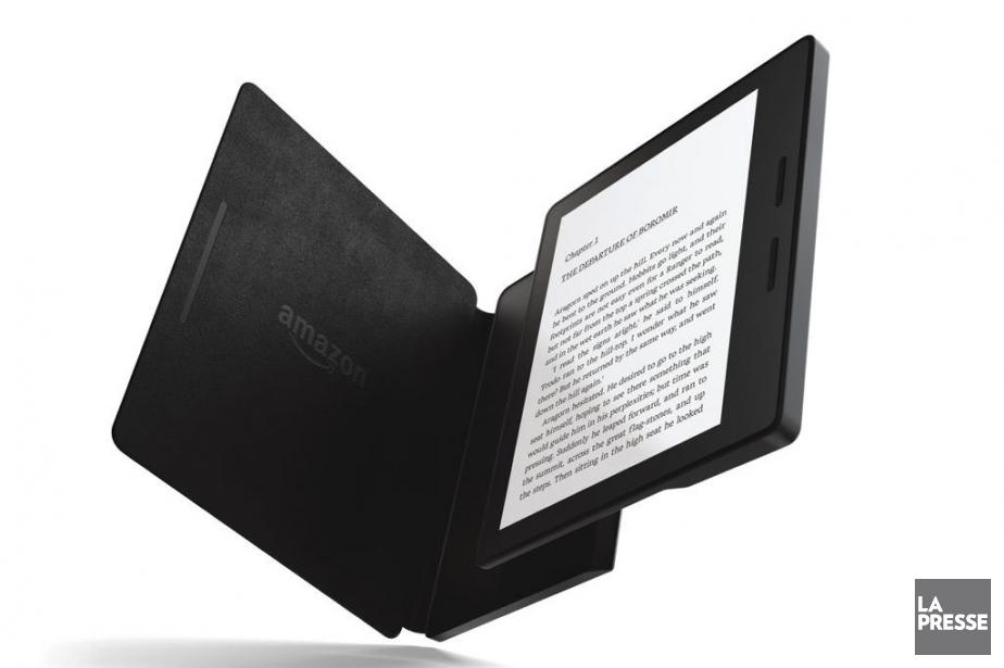 Le Kindle Oasis d'Amazonsera en vente aux États-Unis... (PHOTO ARCHIVES LA PRESSE)