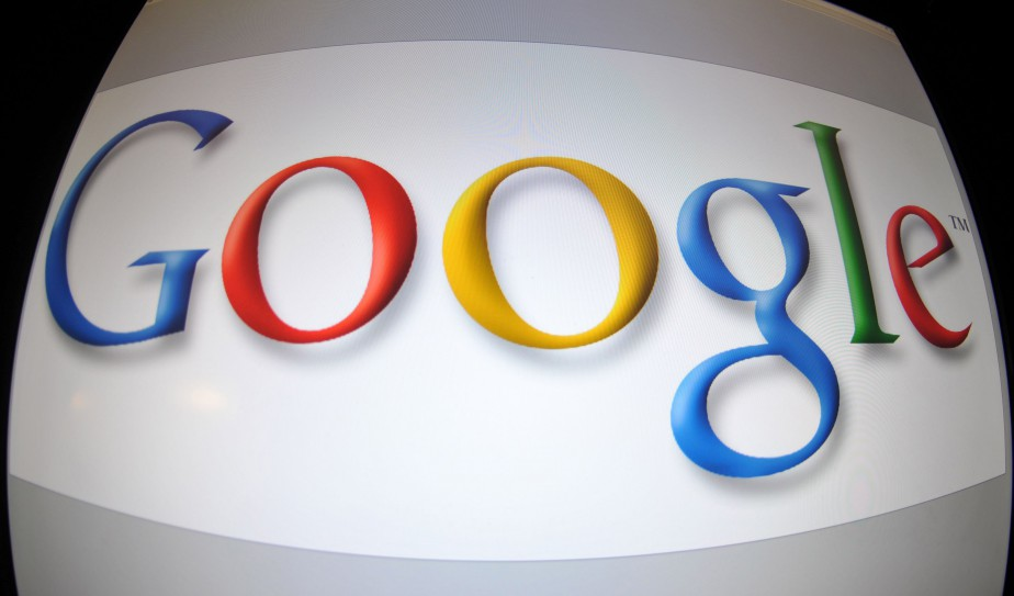 Le géant américain Google, filiale d'Alphabet, continue ainsi... (PHOTO ARCHIVES AFP)