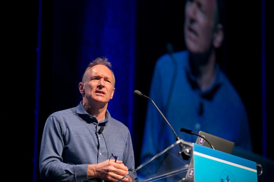 L'informaticien anglaisTim Berners-Lee a inventé leWorld Wide Web.... (Photo François Roy, La Presse)