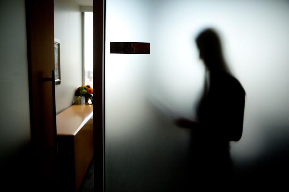 La Chambre des notaires mène une offensive pour... (Photo François Roy, Archives La Presse)